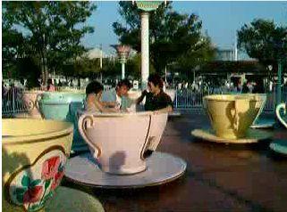 ナツカシのコーヒーカップですね。