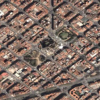 googlemaps_サグラダファミリア
