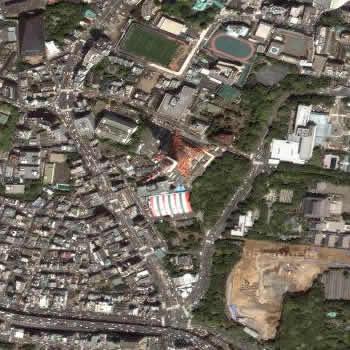 googlemaps_東京タワー