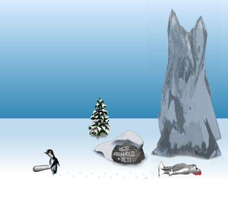 ペンギンちゃんの逆襲。
